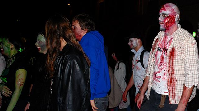 Zombies im MQ