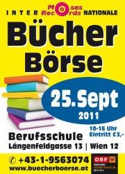 Bücherbörse Flyer
