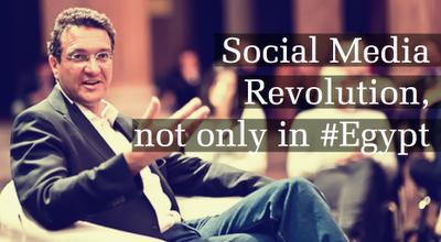 Social Media Revolution Diskussion
