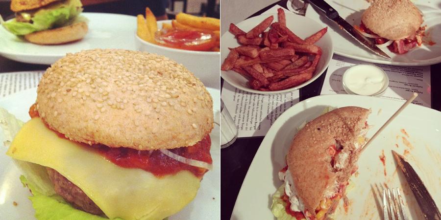 Burgermacher in Wien |Pixi mit Milch