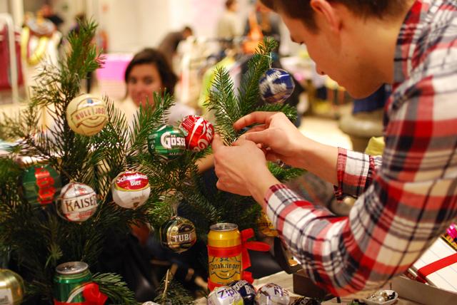 Weihnachtsmarkt im Semperdepot
