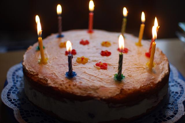 Geburtstag von pat