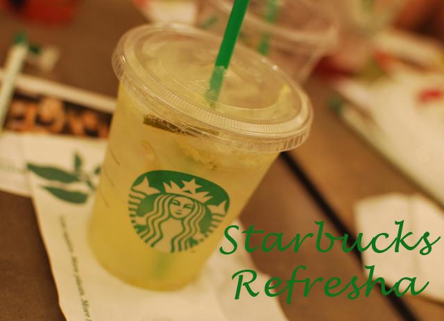 StarbucksRefresha