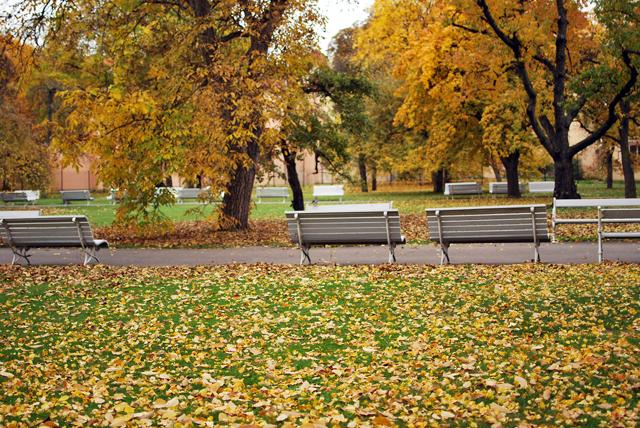 Prag Herbst