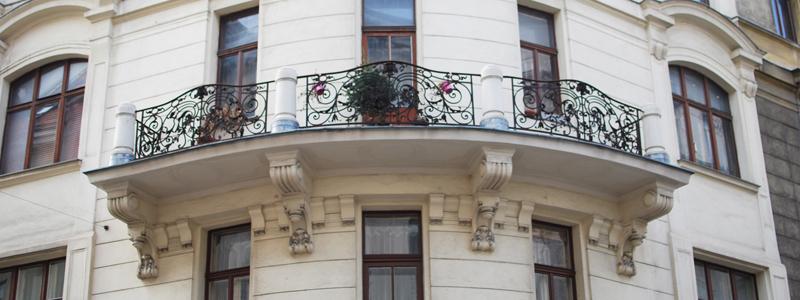 Fassaden in Wien