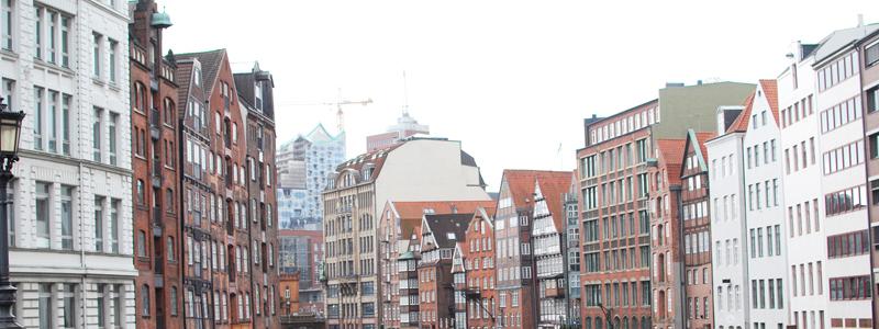 Hamburgs Häuser und Fassaden