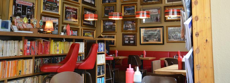 Restaurants in Kopenhagen - The Laundromat Cafe