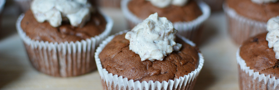 Maroni-Cupcakes