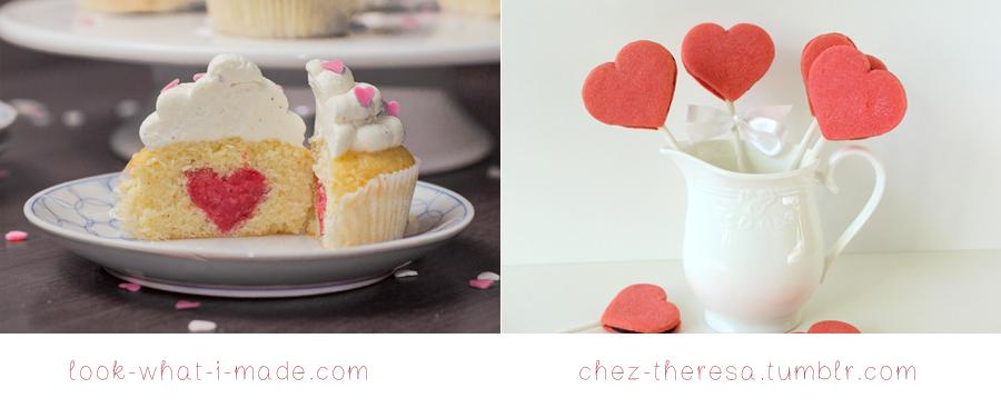 Valentinstag Food | Pixi mit Milch