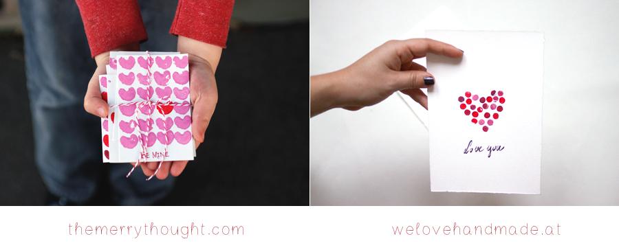 Valentinstag Karten |Pixi mit Milch
