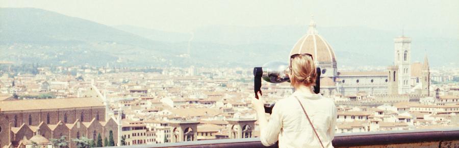 Florenz | Pixi mit Milch