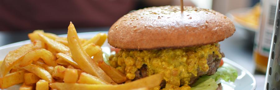 Die Burgermacher im Test   Pixi mit milch