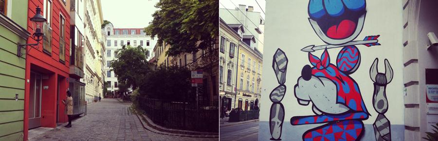 Wien |Pixi mit Milch