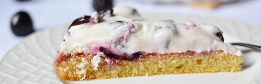 Kischkuchen mit Topfencreme Rezept | Pixi mit Milch