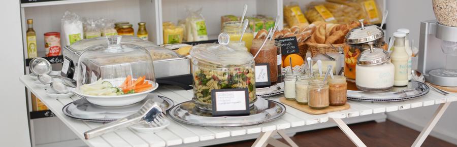 home made Brunch |Pixi mit Milch