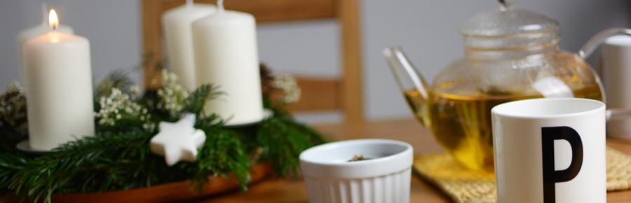 Adventskranz DIY |Pixi mit Milch
