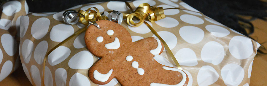 Gingerbread-Man |Pixi mit Milch