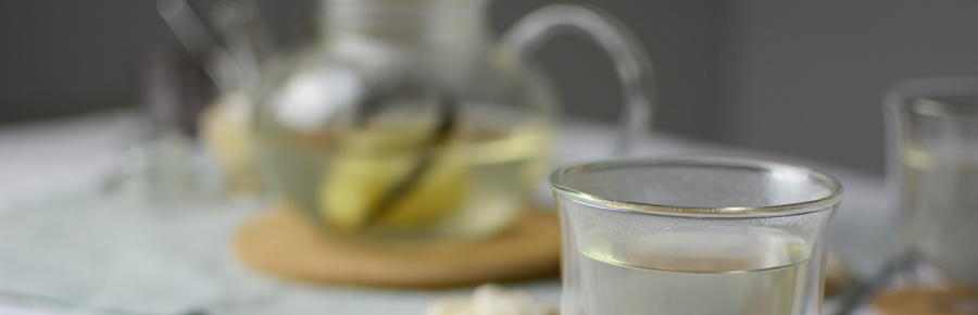 Vanille-Ingwer-Tee | Pixi mit Milch