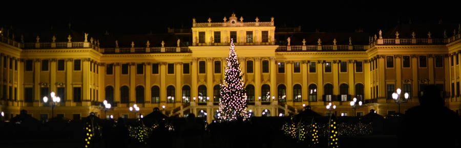 Weihnachtsmarkt Schönbrunn | Pixi mit Milch