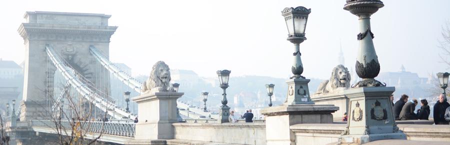 Budapest-Bridge |Pixi mit Milch