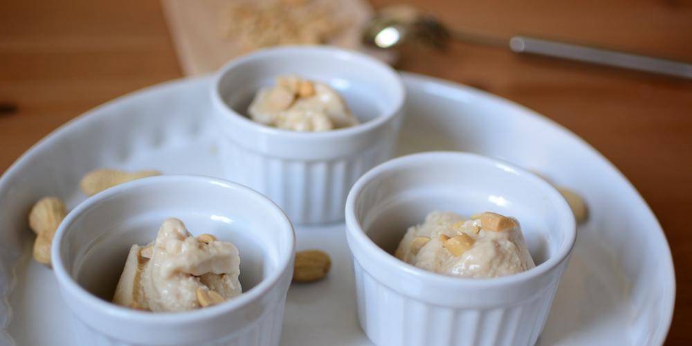 Peanut Butter Ice cream |Pixi mit Milch