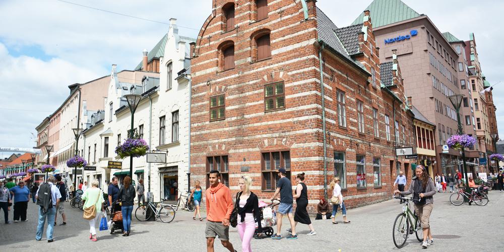 Malmö-Innenstadt |Pixi mit Milch