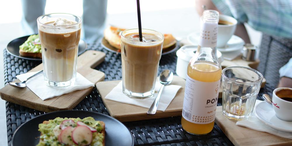 Die Brüher Linz |Pixi mit Milch