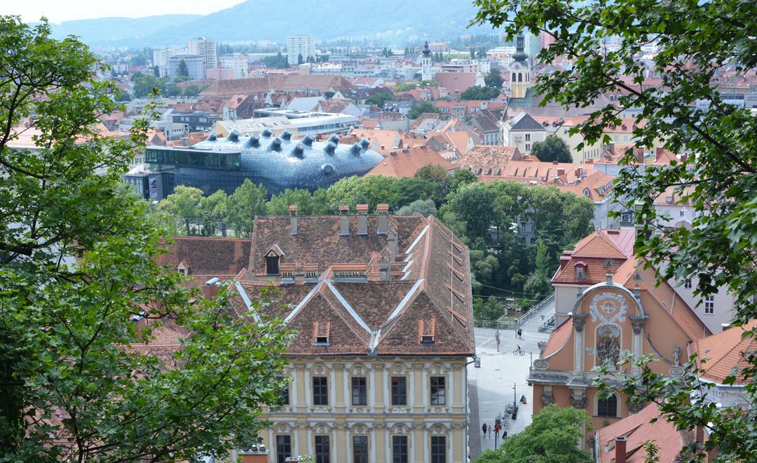 Graz Sightseeing Tipps |Pixi mit Milch
