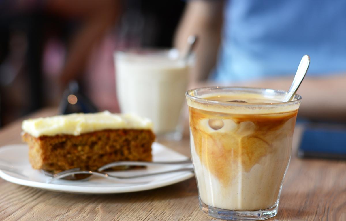 Tribeka Kaffee | Pixi mit milch