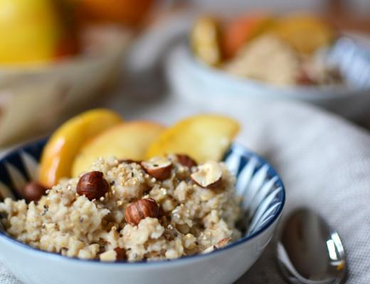 Porridge-Rezept |Pixi mit Milch