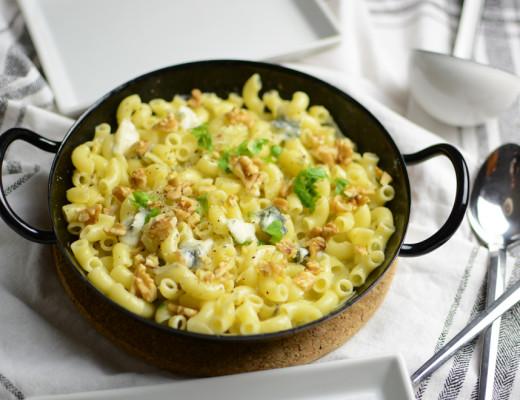 Gorgonzola-Pasta |Pixi mit Milch