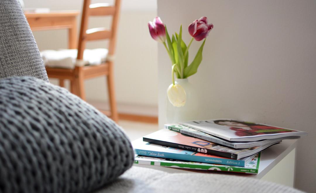 Coffee-Table-Magazines |Pixi mit Milch