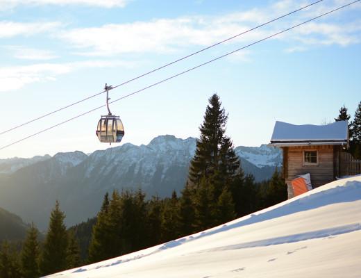 Hochkönig Skigebiet |Pixi mit Milch