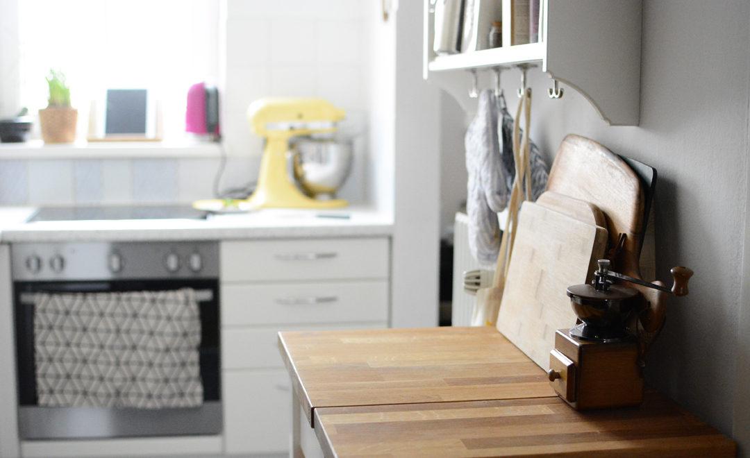 Interior: Kitchen Makeover U0026 Tipps Für Kleine Küchen