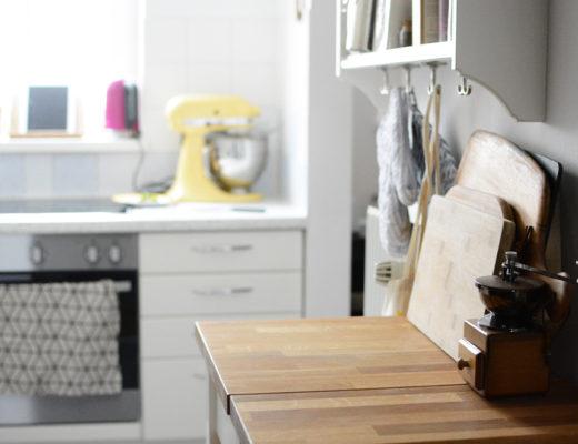 Kitchen Makeover |Pixi mit Milch