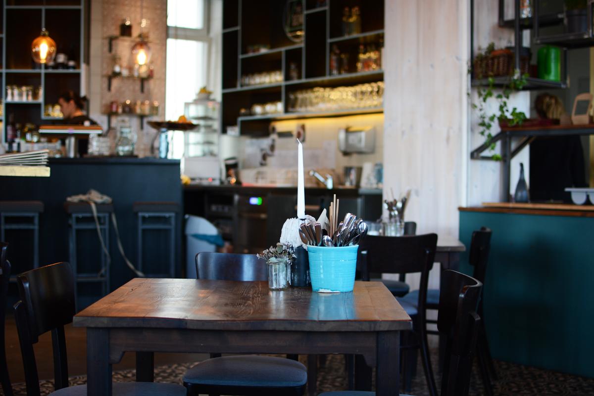 The Bowl Restaurant  Pixi mit Milch