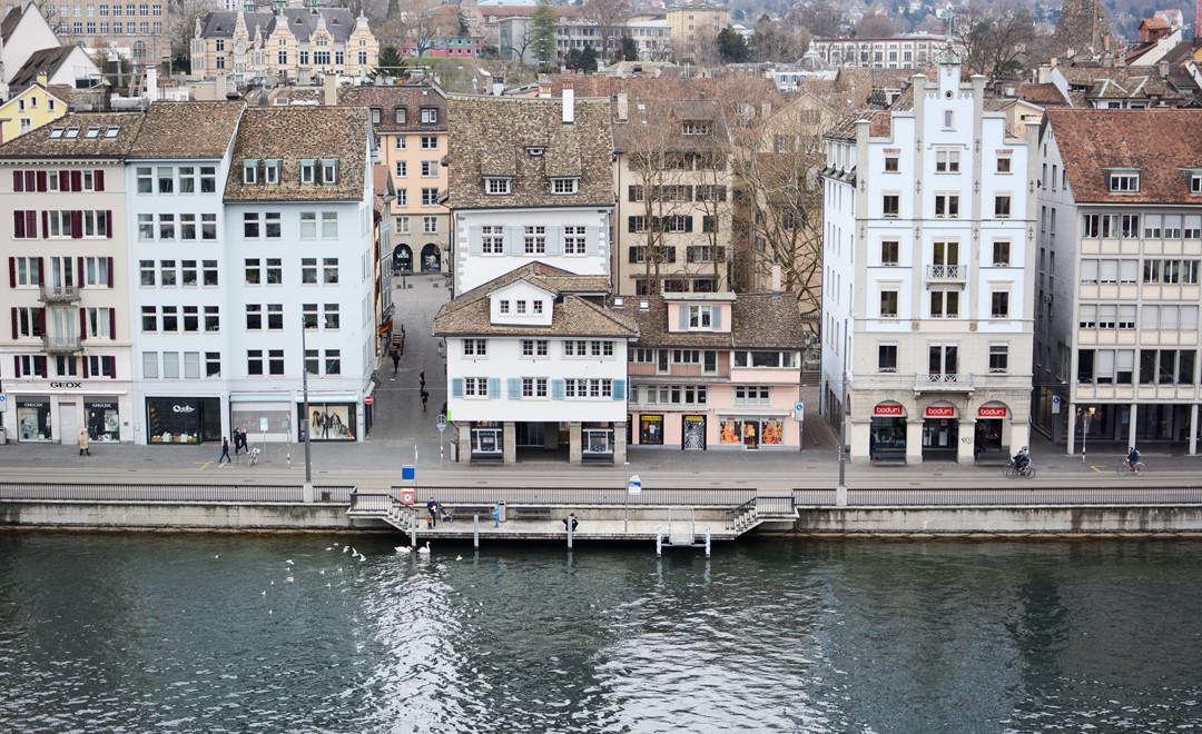 Zürich |Pixi mit Milch