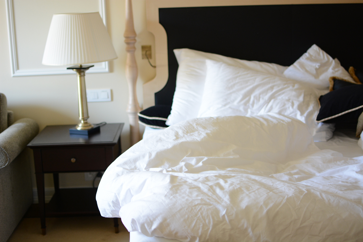 Loft Hotel Zimmer |Pixi mit Milch