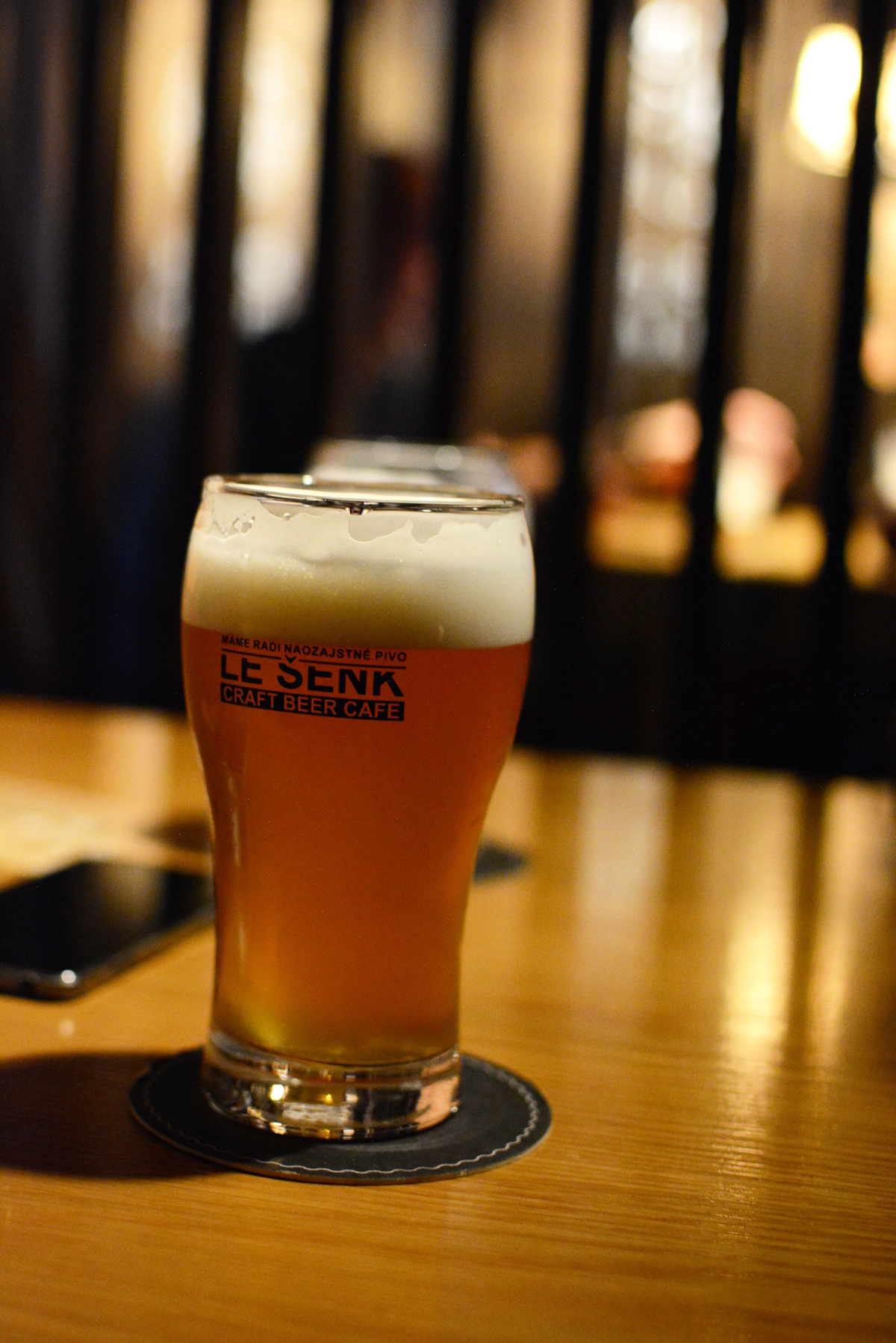 Le Senk in Bratislava |Pixi mit Milch