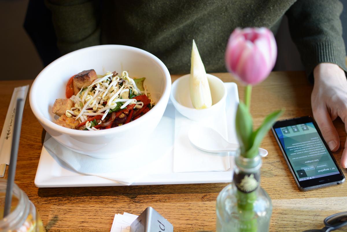 Essen im Soho in Bratislava |Pixi mit Milch