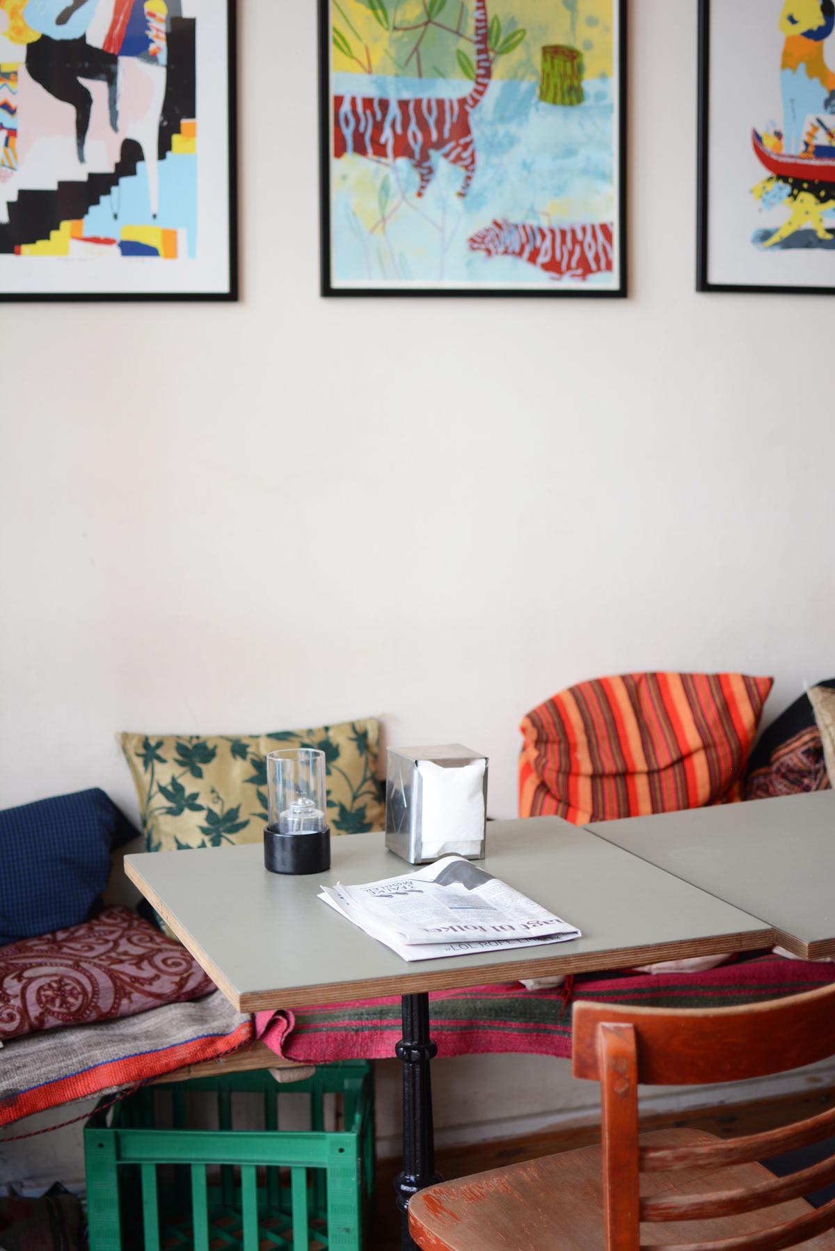 Cafe N Kopenhagen |Pixi mit Milch