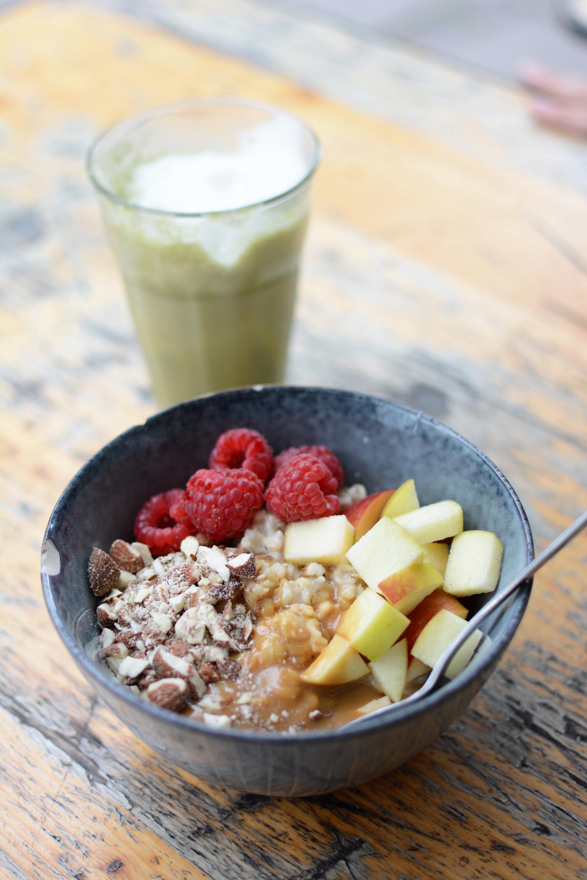 Grod Porridge | Pixi mit Milch