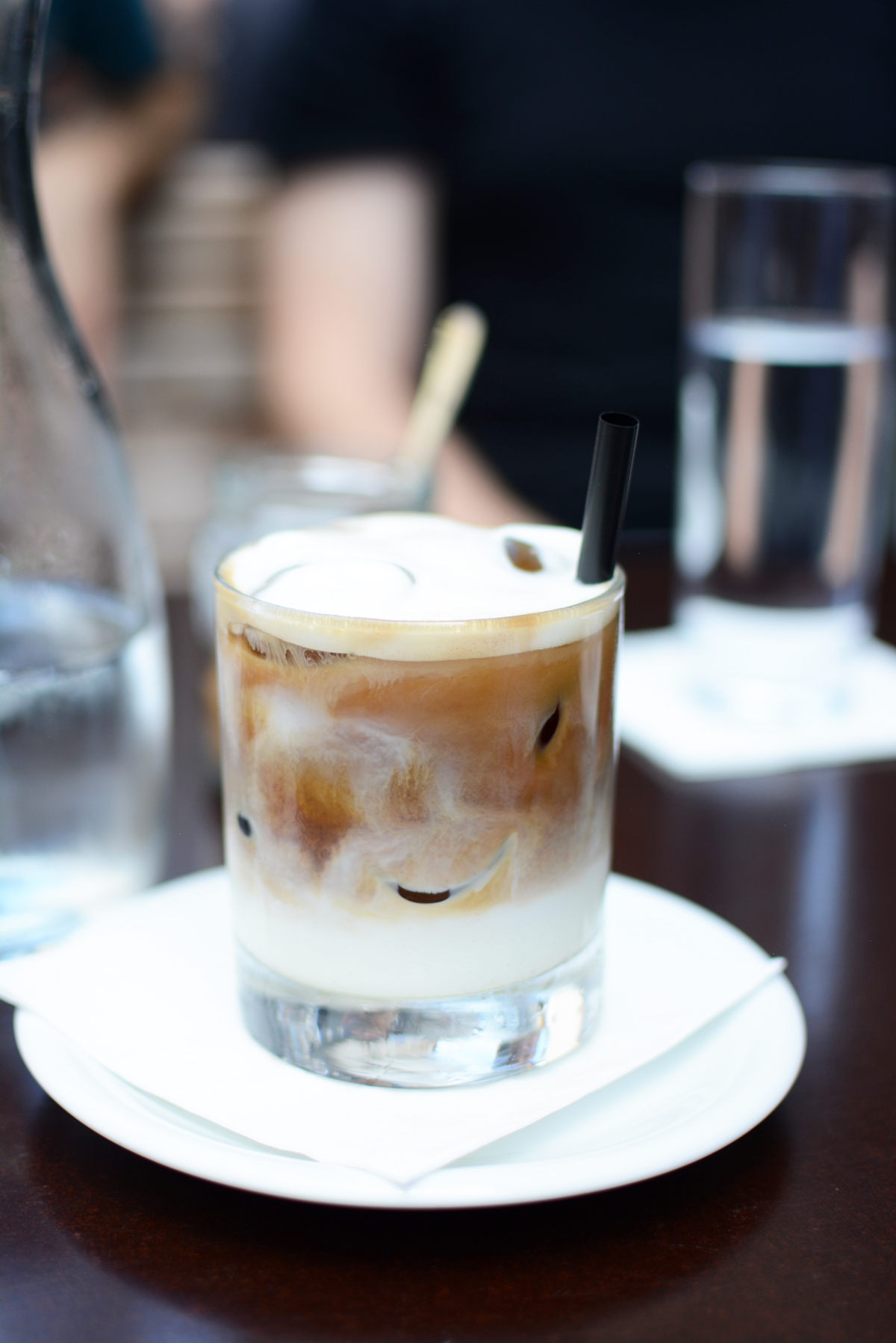 Iced Coffee Brickmakers | Pixi mit Milch