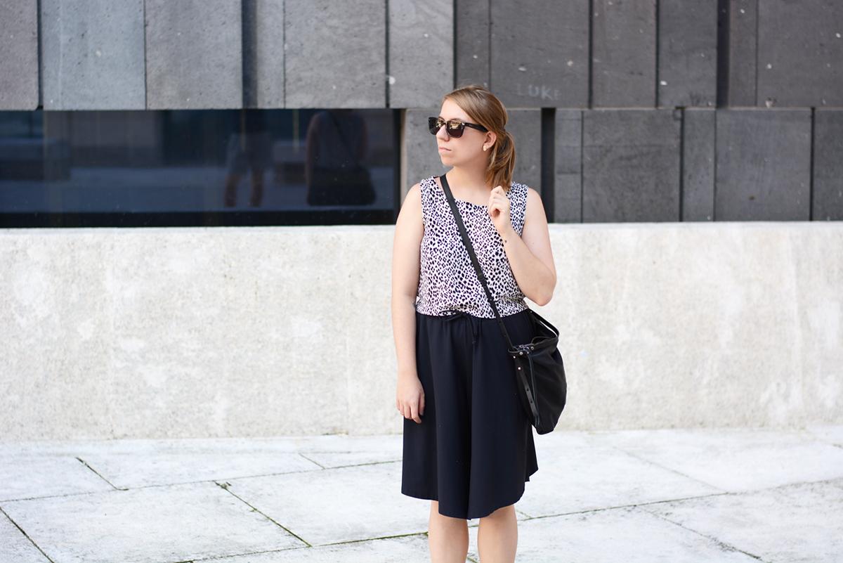 Modetrend Culotte | Pixi mit Milch