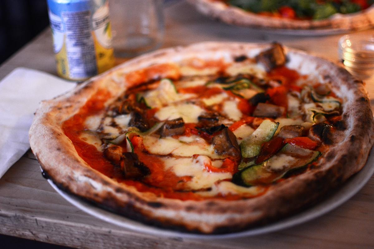 Mother Kopenhagen: Vegetariana-Pizza | Pixi mit Milch