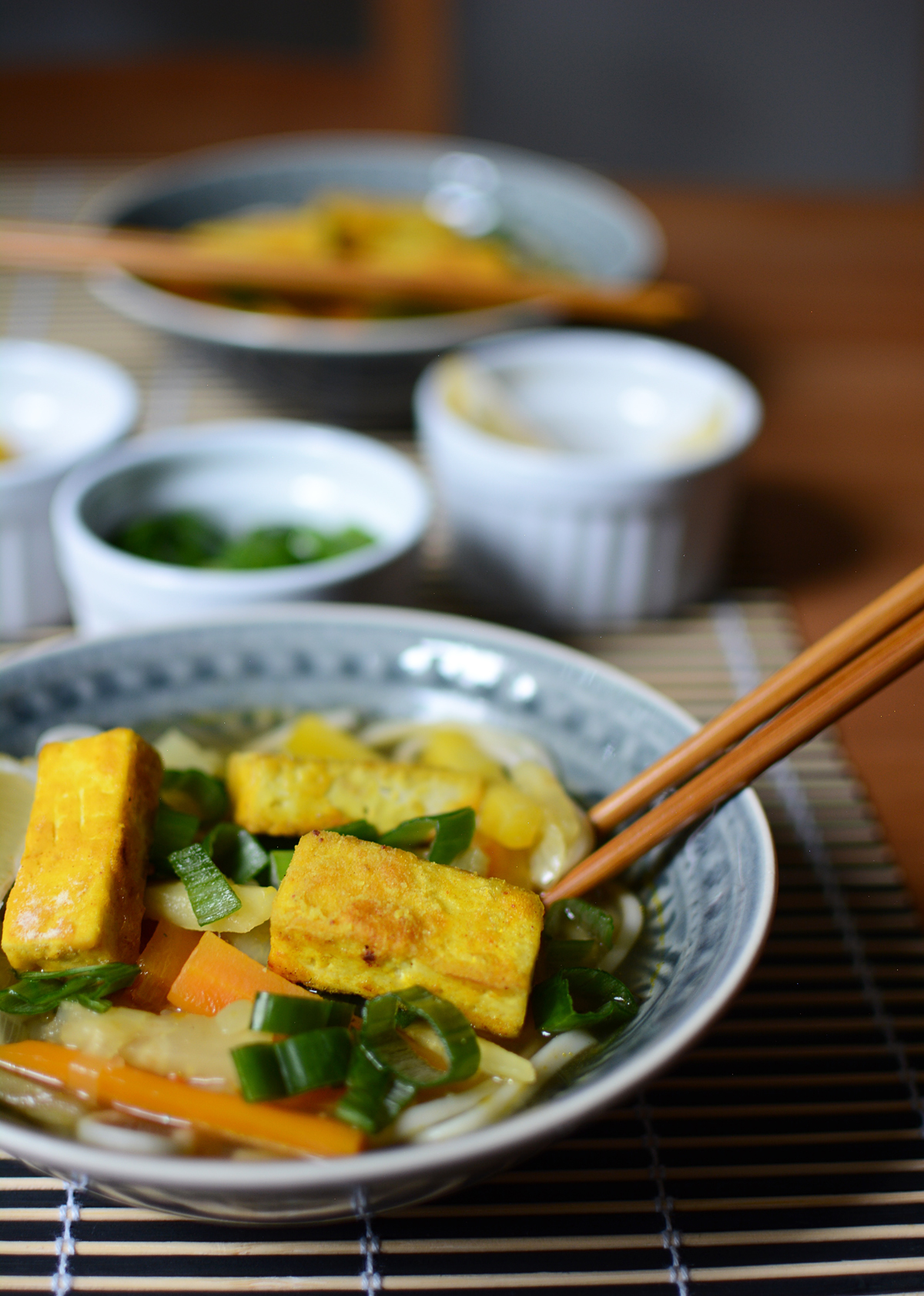 crispy-tofu |pixi mit milch