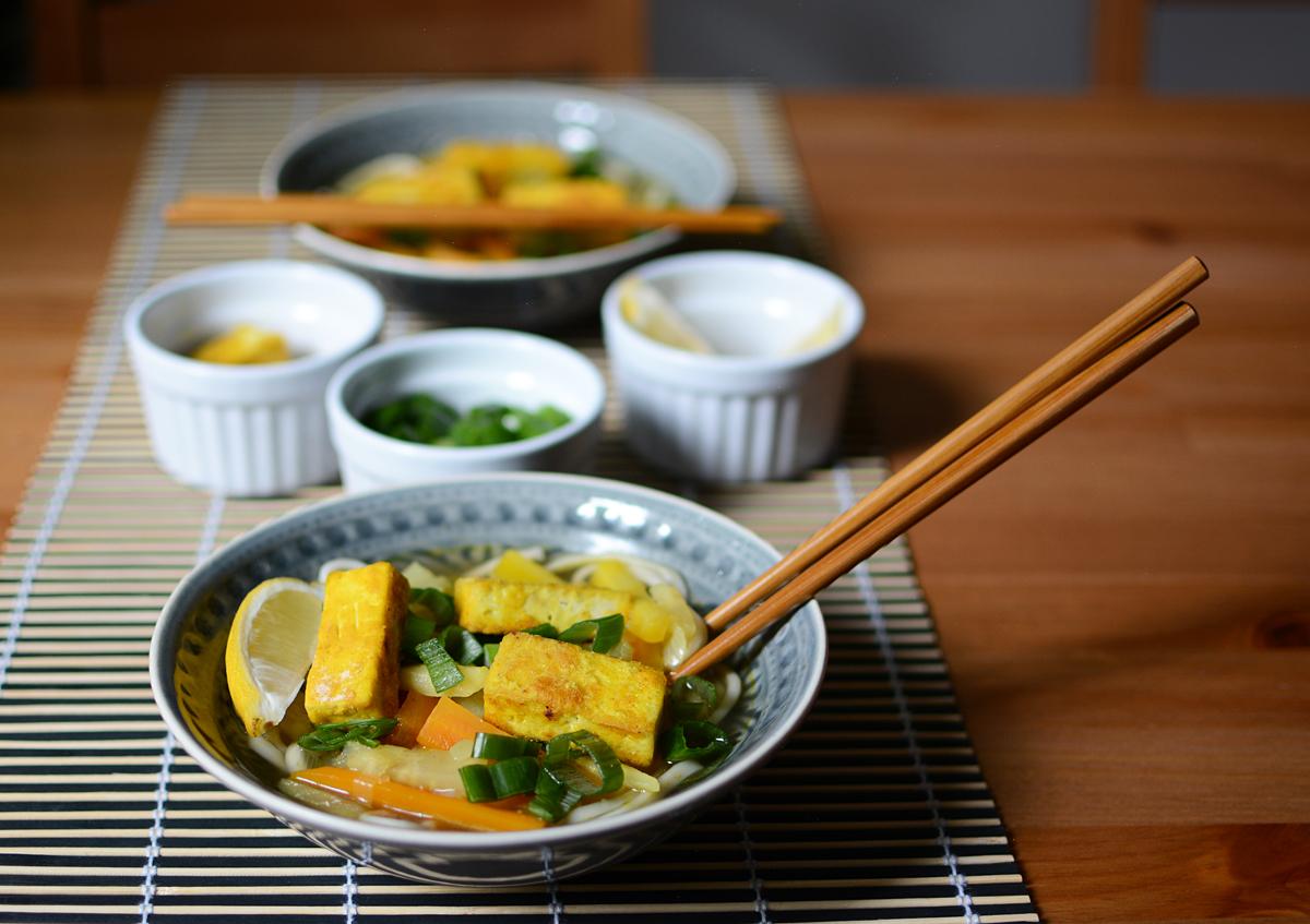 rezept: asiatische nudelsuppe | pixi mit milch
