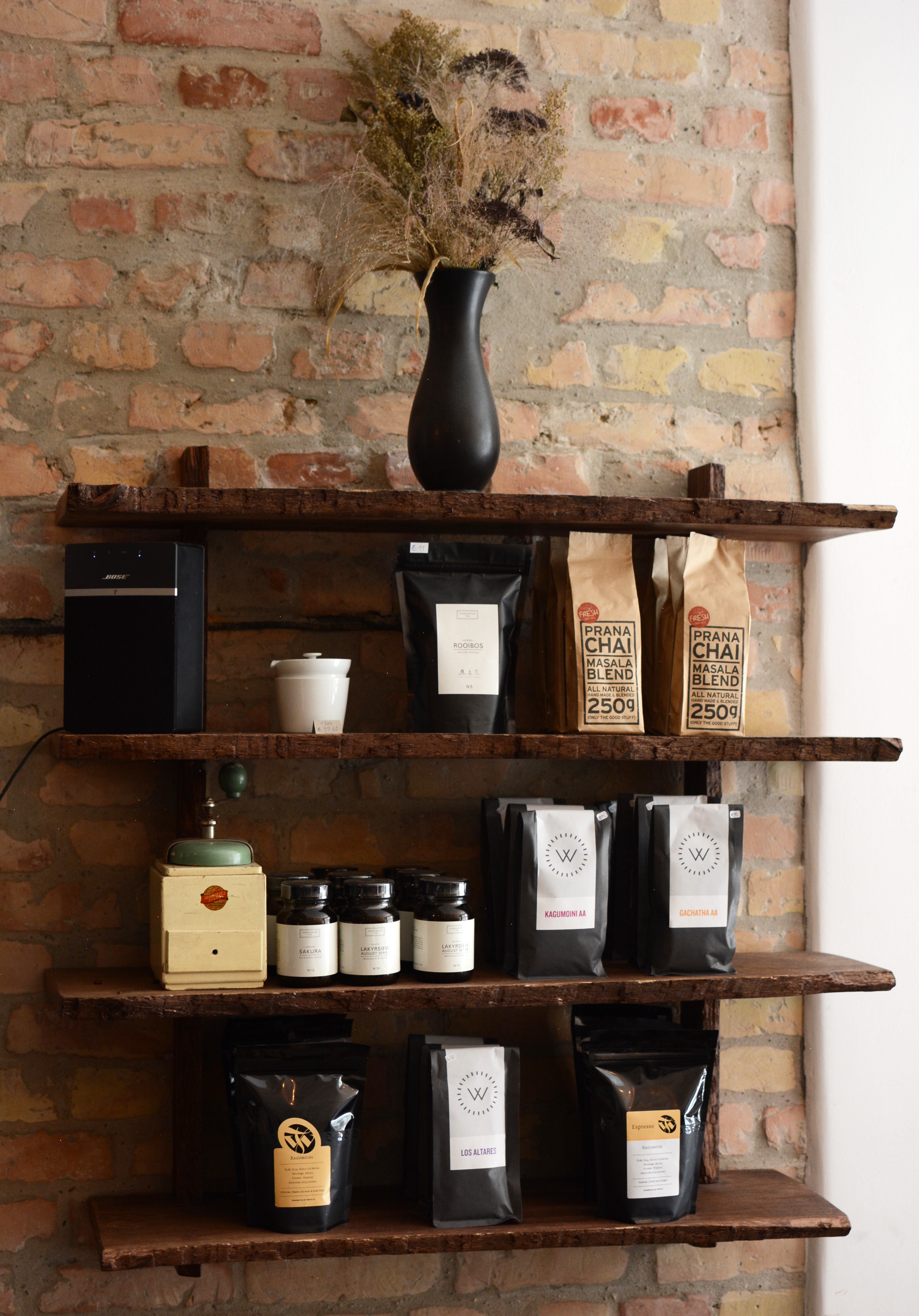 Distrikt Coffee |Pixi mit Milch