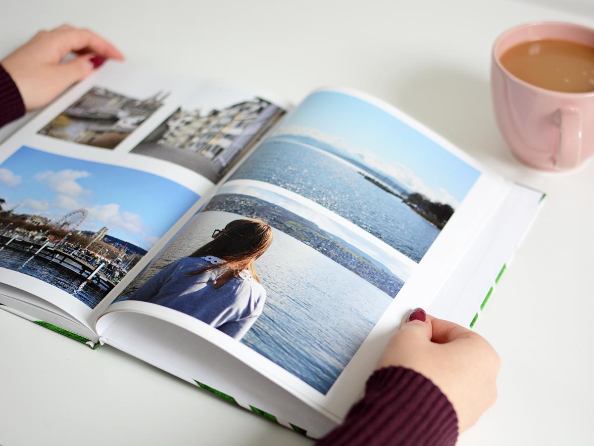 Fotobuch erstellen |Pixi mit Milch