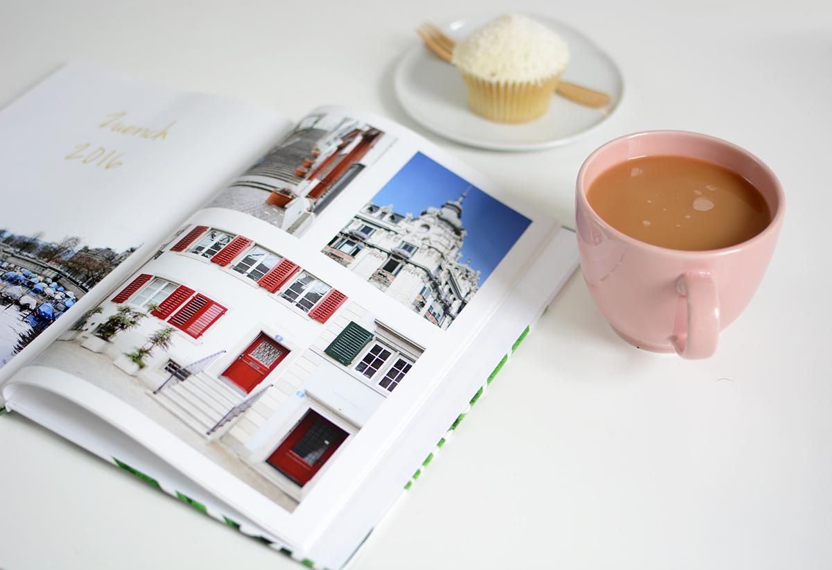 Fotobuch fertig |Pixi mit Milch